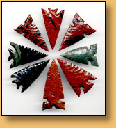 Great Basin Art - Arrowheads