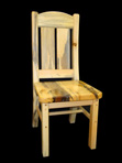 Blued Pine Chair